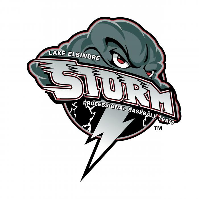 Lake Elsinore Storm logo color