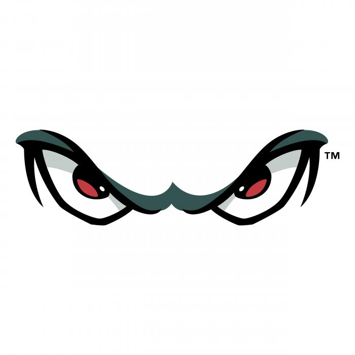 Lake Elsinore Storm logo eyes
