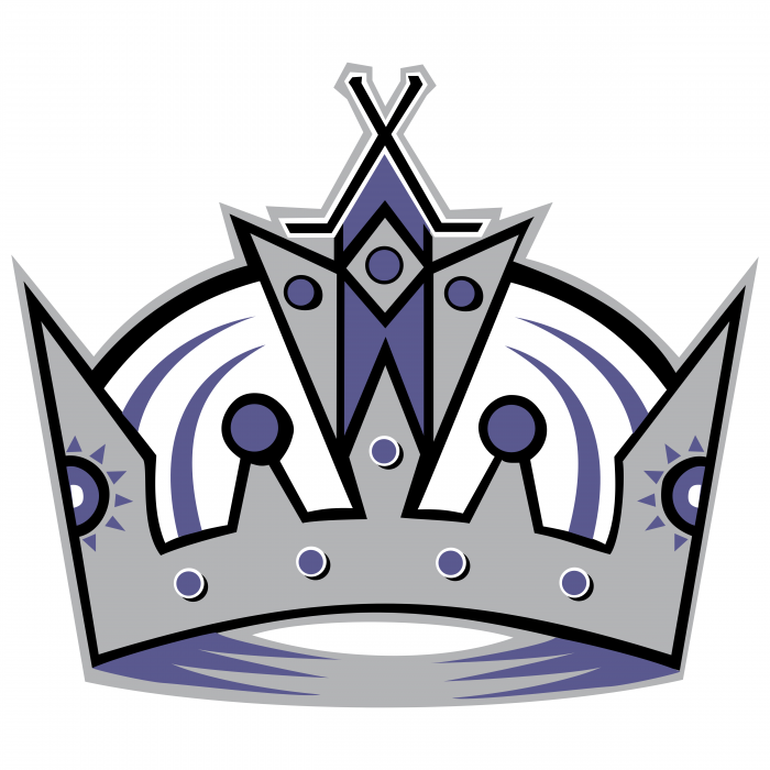 Los Angeles Kings logo crown