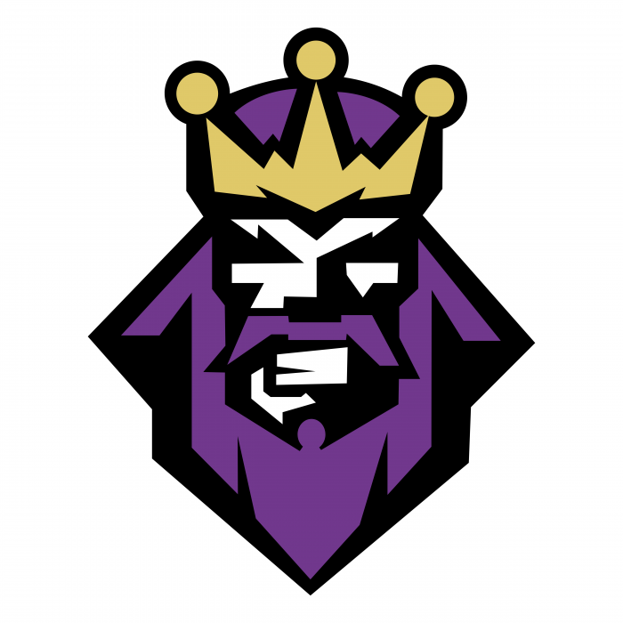 Los Angeles Kings logo head