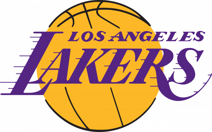 Los Angeles Lakers logo colored