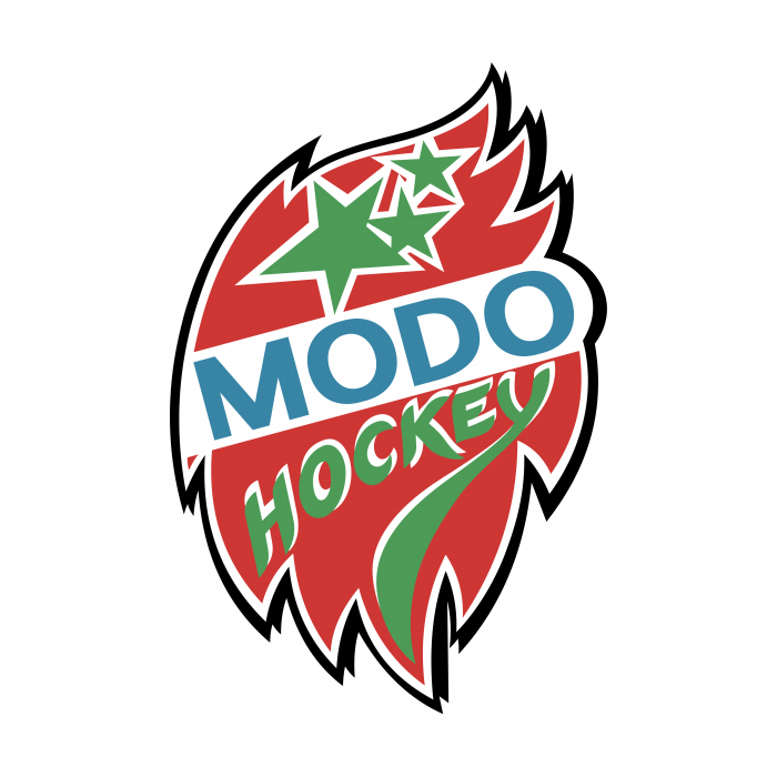MODO Hockey logo colored
