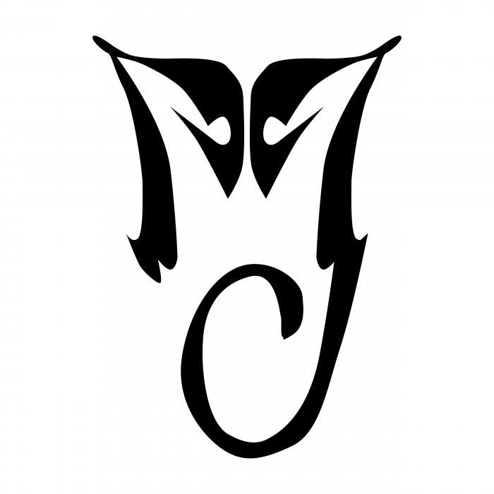 Michael Jackson logo black