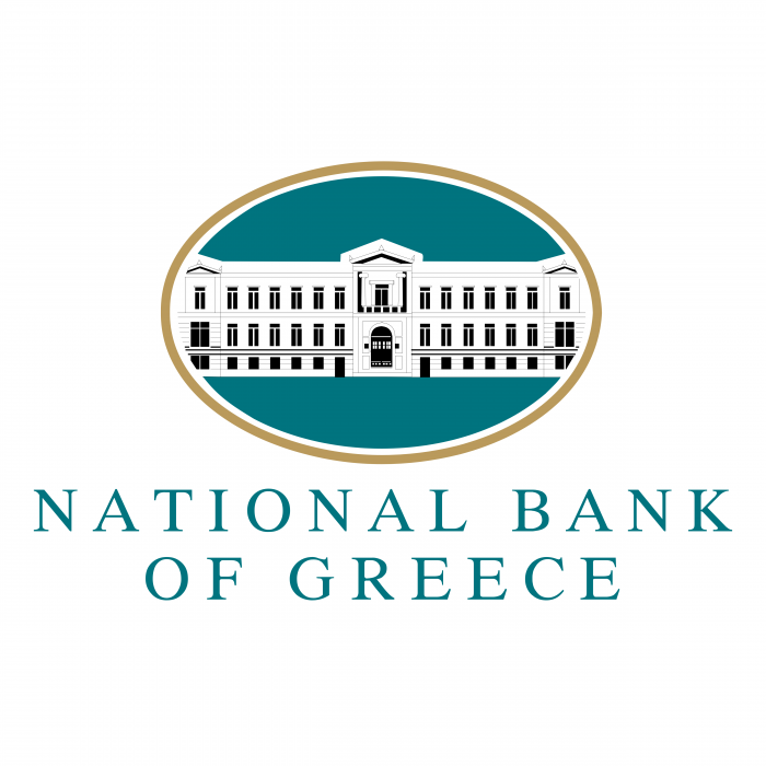 National Bank of Greece logo color