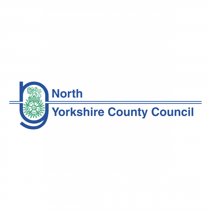 North Yorkshire County Council logo green