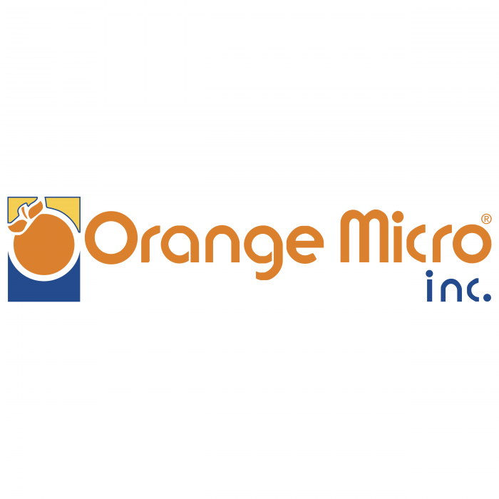 Orange Micro logo inc