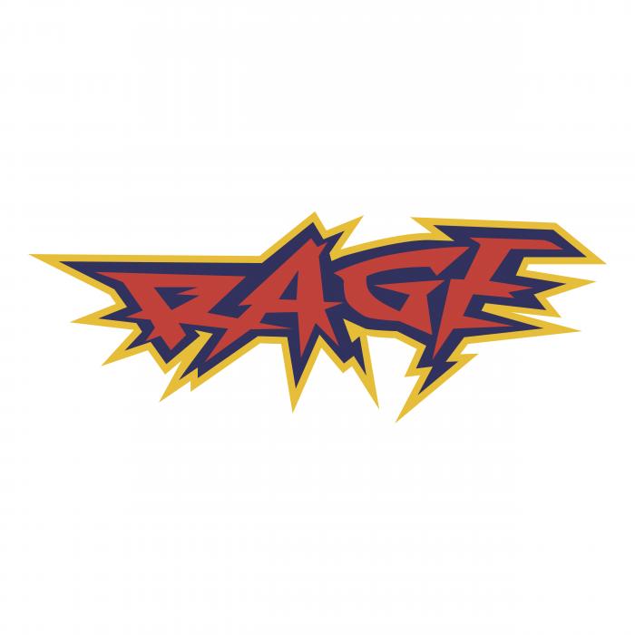 Orlando Rage logo red