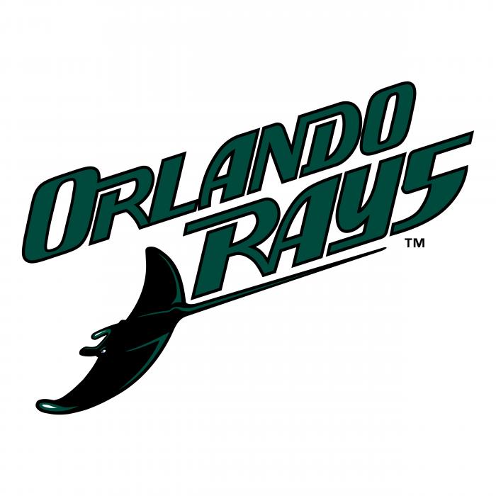 Orlando Rays logo green