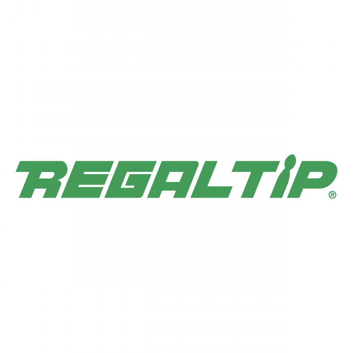 Regal Tip logo green