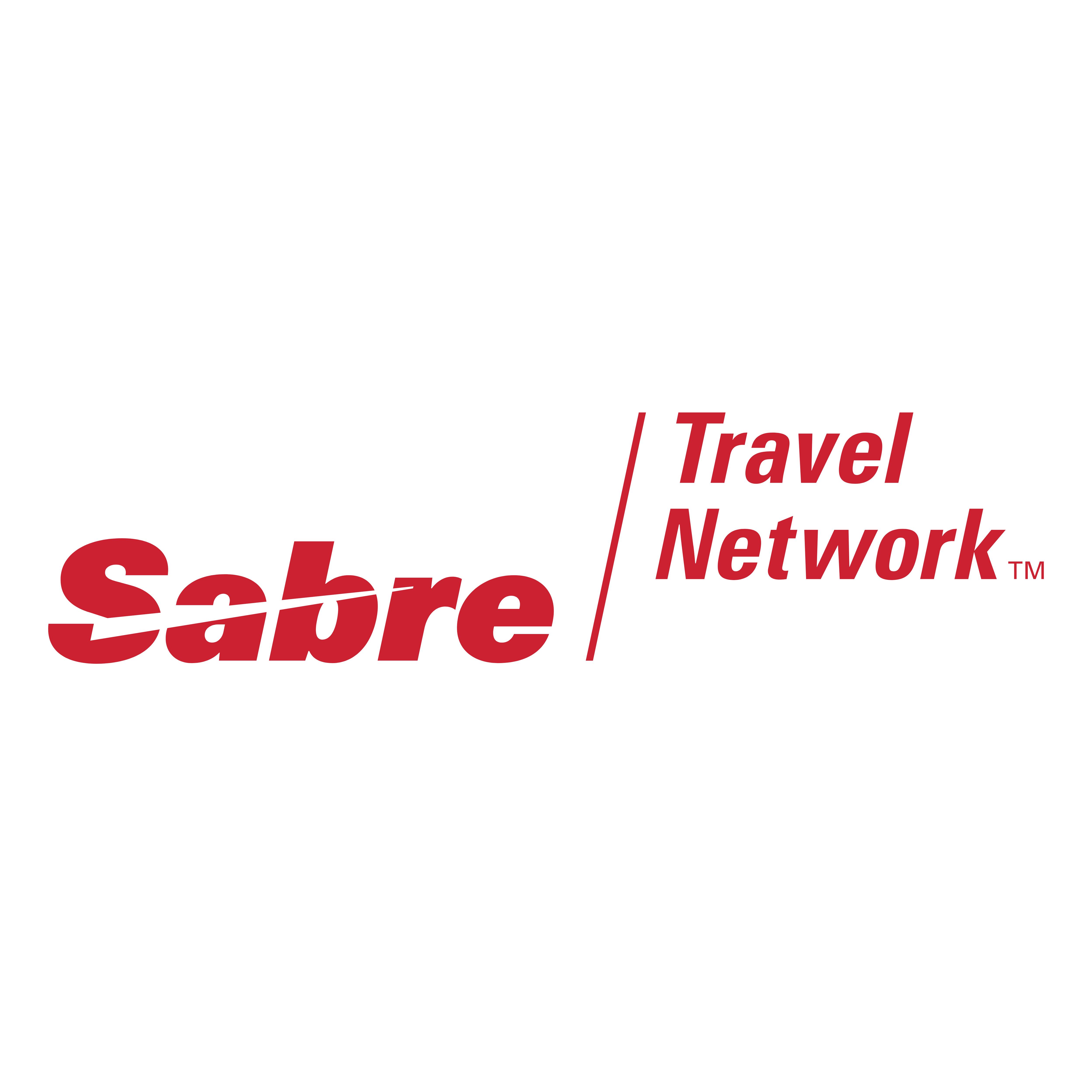 sabre travel network � logos download