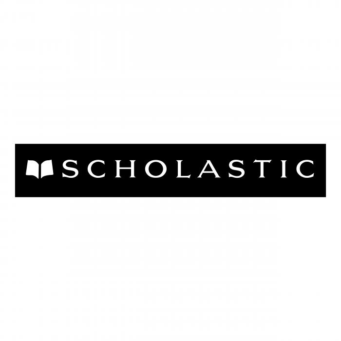 Scholastic logo black