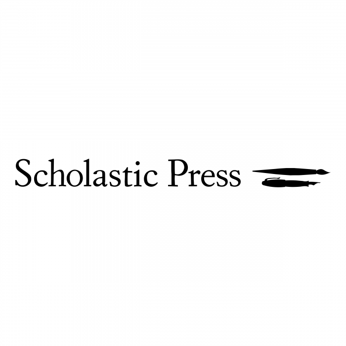 Scholastic logo press