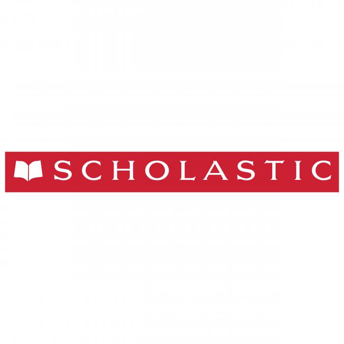 Scholastic logo red