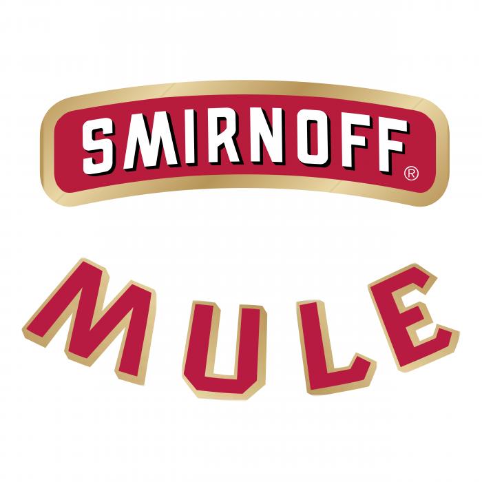 Smirnoff Ice logo mule