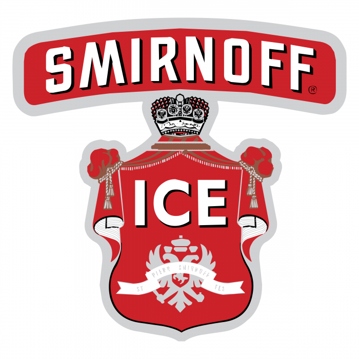 Smirnoff Ice logo red