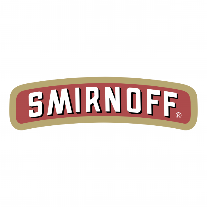 Smirnoff logo R