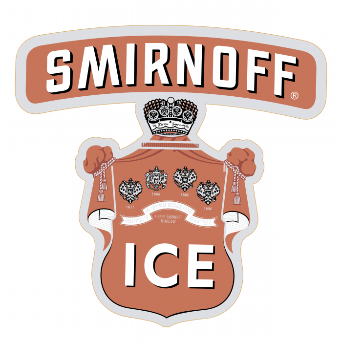 Smirnoff logo ice