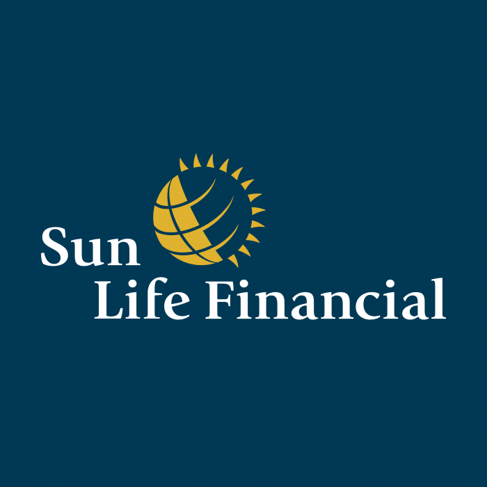 Sun Life Financial logo blue