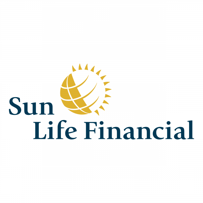 Sun Life Financial logo pink