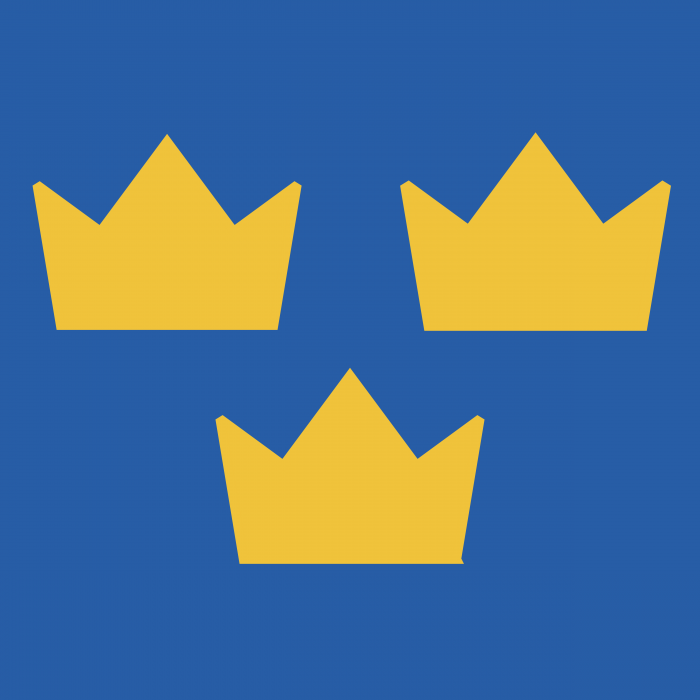 Swedish Hockey logo cube