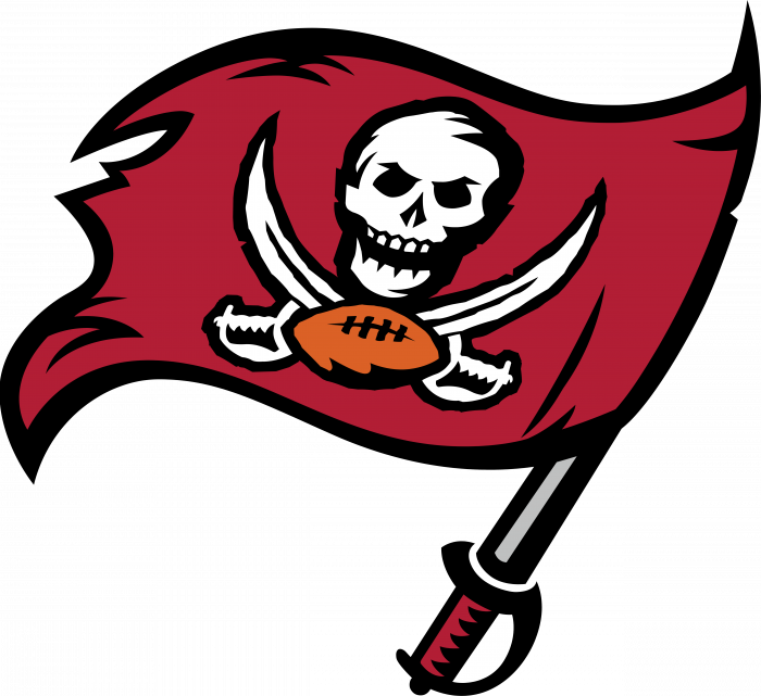 Tampa Bay Buccaneers logo red