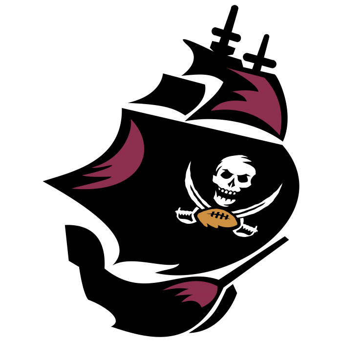 Tampa Bay Buccaneers logo ship