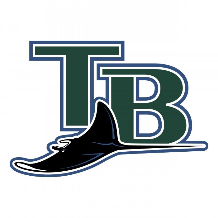 Tampa Bay Devil Rays logo TB