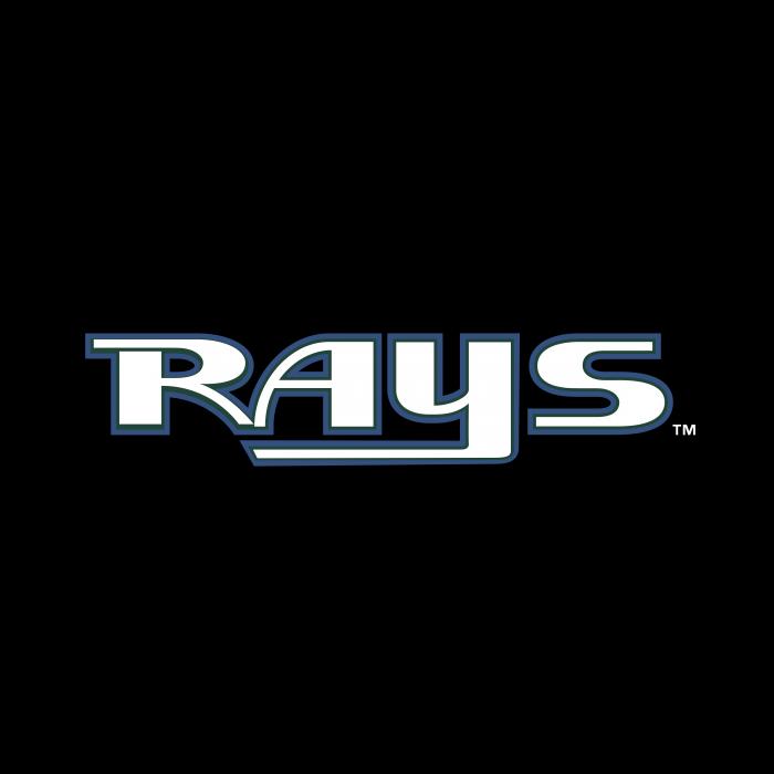 Tampa Bay Devil Rays logo cube