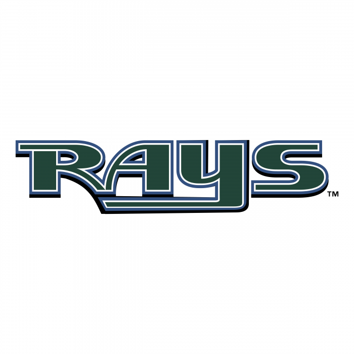 Tampa Bay Devil Rays logo green tm
