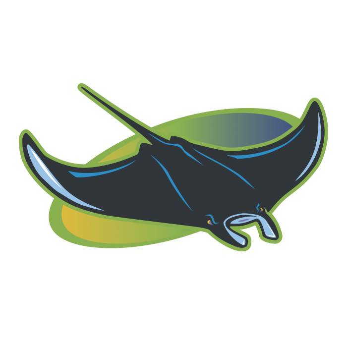 Tampa Bay Devil Rays logo oval