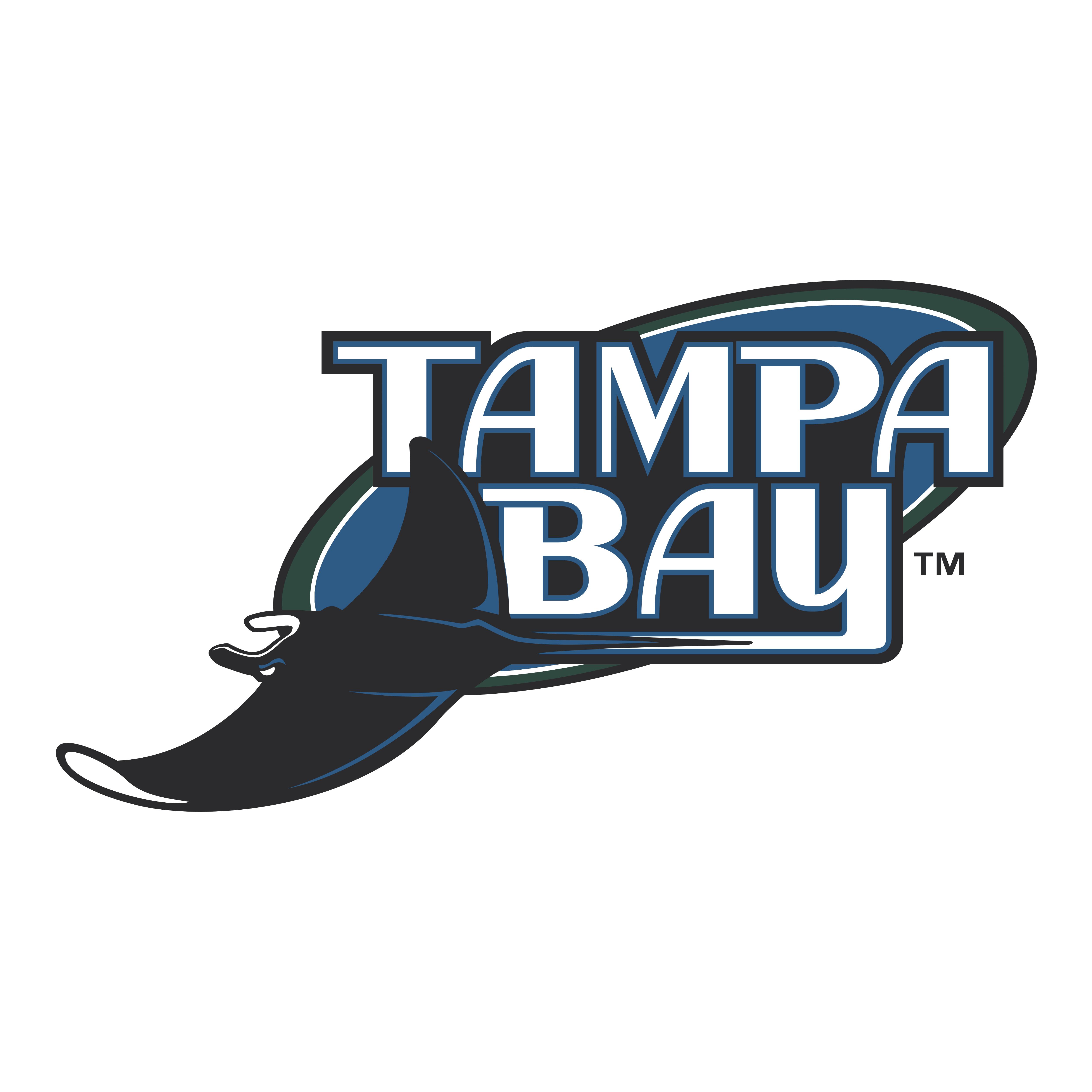 Tampa Bay Devil Rays - Logos Download