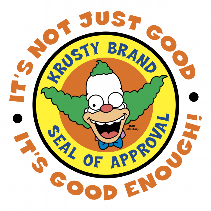 The Simpson logo brand