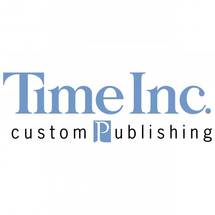 Time inc logo grey