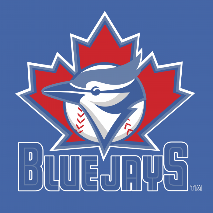 Toronto Blue Jays logo cube