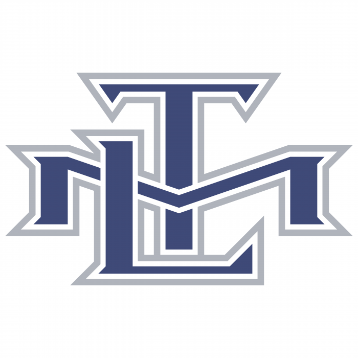 Toronto Maple Leafs logo blue tml