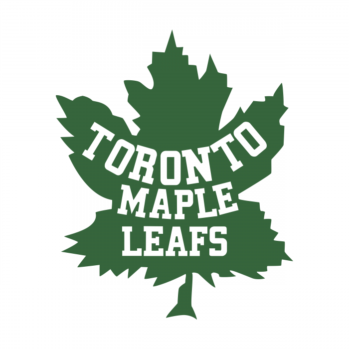 Toronto Maple Leafs logo green