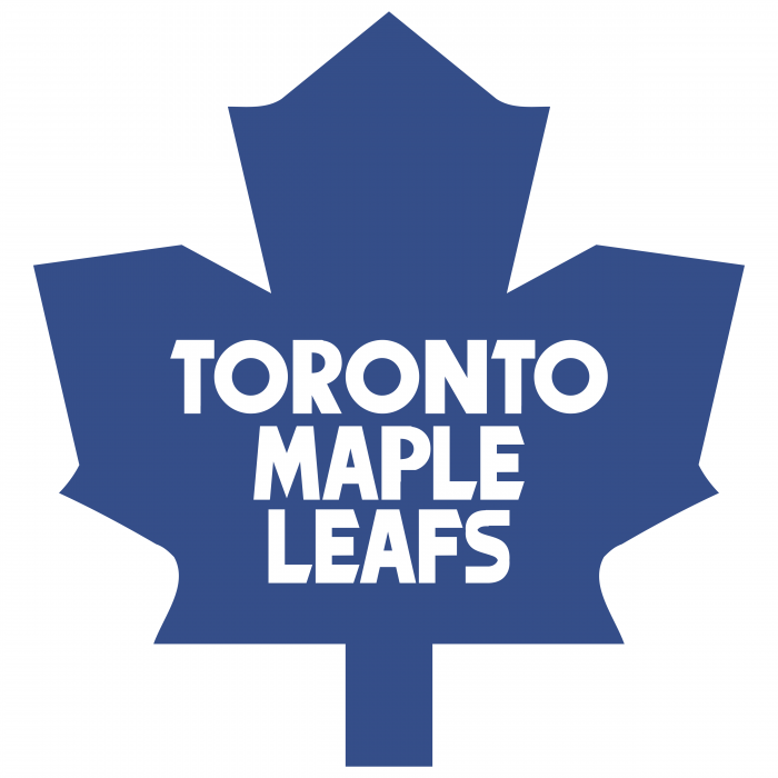 Toronto Maple Leafs logo leaf
