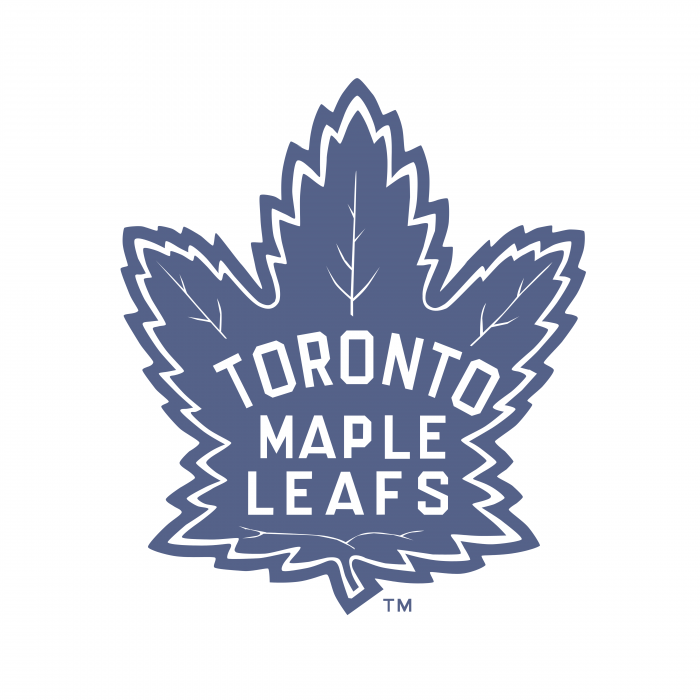 Toronto Maple Leafs logo leaf tm