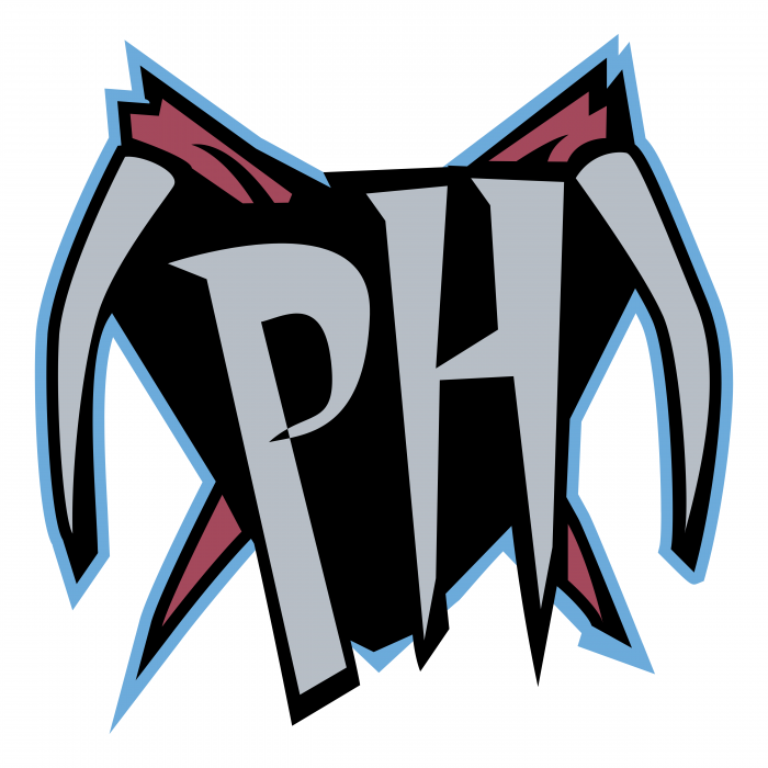 Toronto Phantoms logo PH