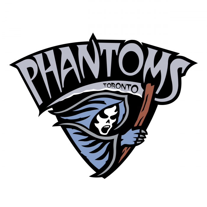 Toronto Phantoms logo color