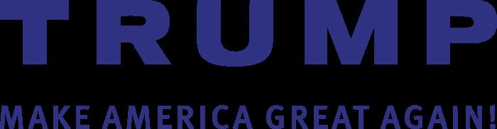 Trump logo 2016