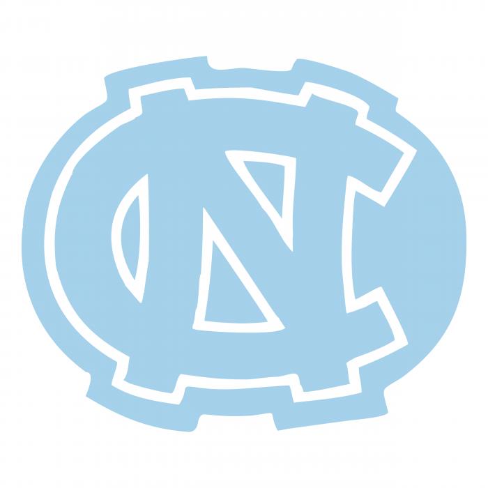 UNC Tar Heels logo light CN