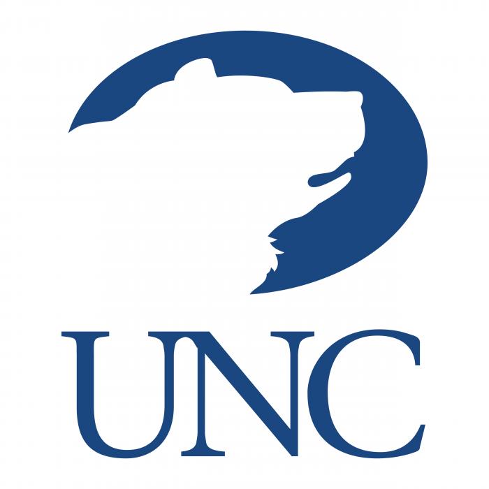 UNC logo bear