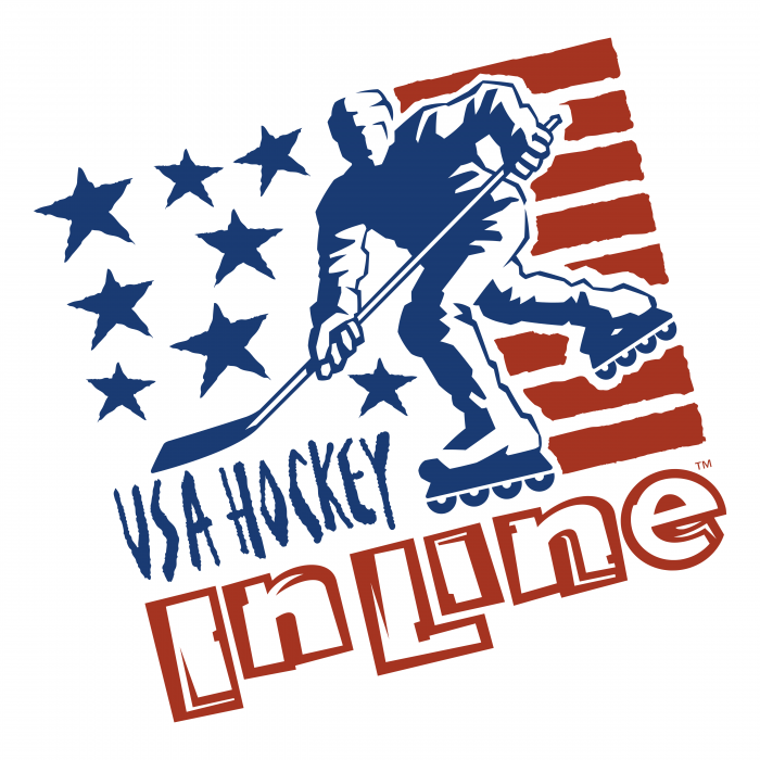 USA Hockey Inline logo color