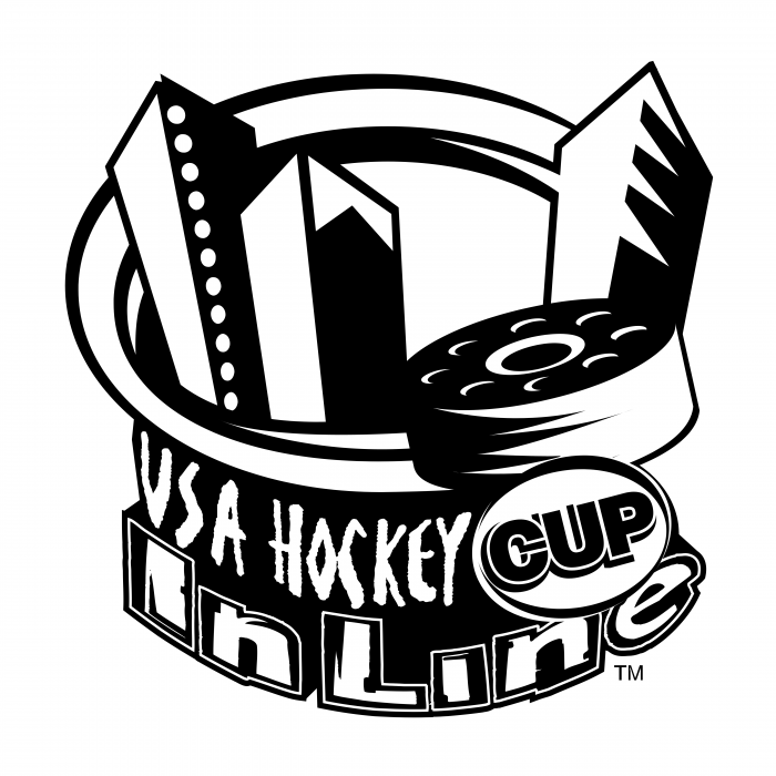 USA Hockey Inline logo cup