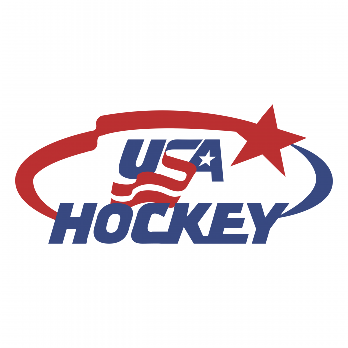USA Hockey logo color
