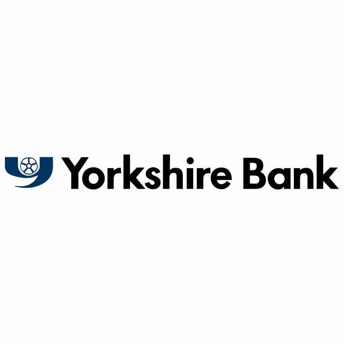 Yorkshire Bank logo blue