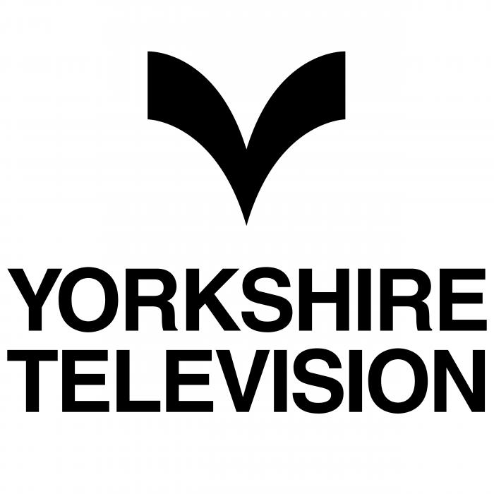 Yorkshire Television logo black