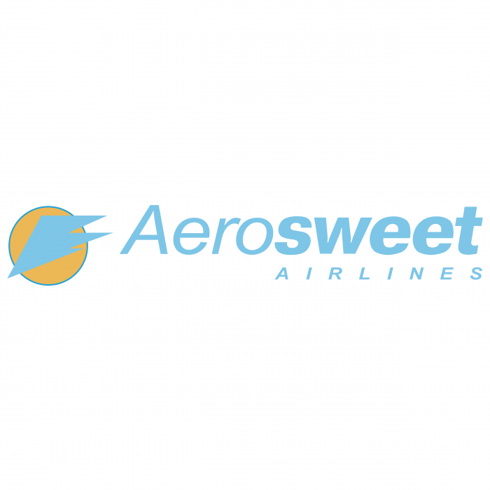 Aerosweet Airlines logo colour