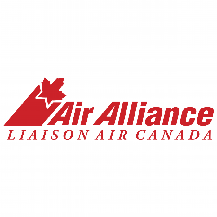 Air Alliance logo red